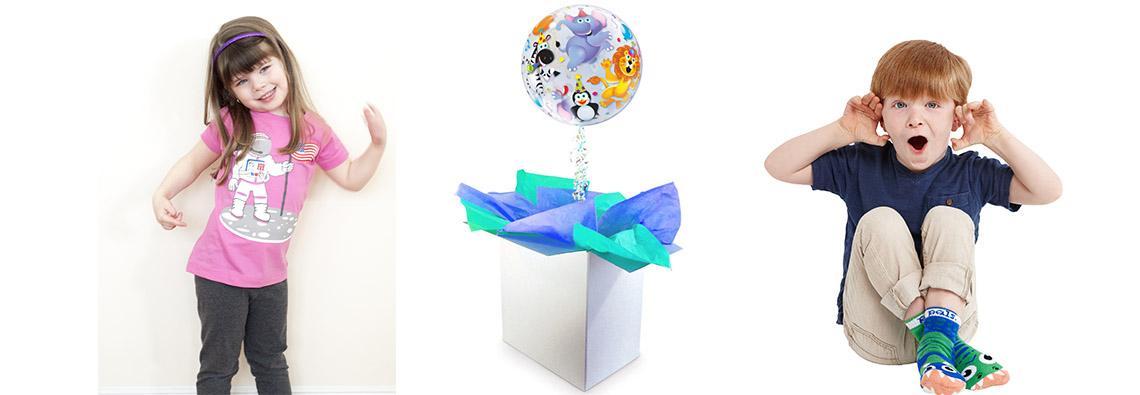 poczta balonowa dla dziecka
