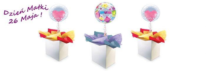 poczta balonowa na dzien mamy