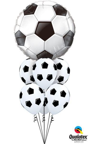 Bukiet 271# - 36″ / 91cm Soccer Ball Qualatex #21529, 45388_6