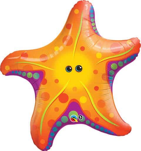 "30"" / 76cm Super Sea Star Qualatex #35373"