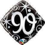 "18"" / 45cm 90 Elegant Sparkles & Swirls Qualatex #44433"
