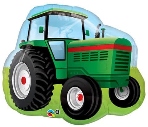 "34"" / 86cm Farm Tractor Qualatex #16468"