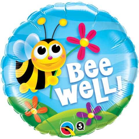 "18"" / 46cm Bee Well! Flowers Qualatex #16998"