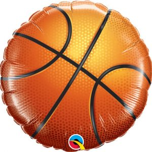 "18"" / 46cm Basketball Qualatex #21812"