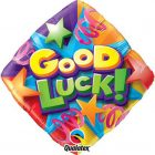"18"" / 46cm Good Luck Stars & Streamers Qualatex #25307"