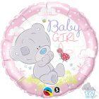 "18"" / 46cm Tiny Tatty Teddy Baby Girl Qualatex #28170"