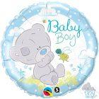 "18"" / 46cm Tiny Tatty Teddy Baby Boy Qualatex #28172"
