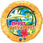 "18"" / 46cm Retirement Sunshine Qualatex #36449"