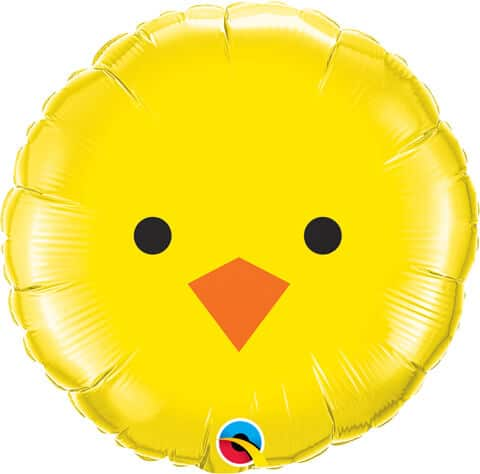 "18"" / 46cm Baby Chick Qualatex #23980"