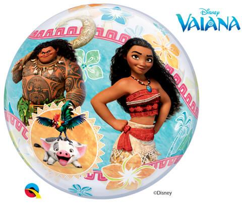 "22"" / 56cm Disney Vaiana Qualatex #49078"