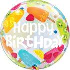 "22"" / 56cm Birthday Frozen Treats Qualatex #49089"