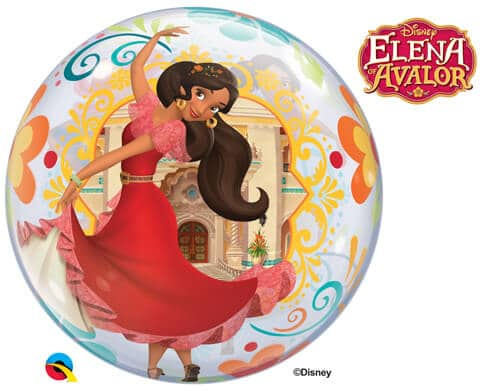 "22"" / 56cm Disney Elena of Avalor Qualatex #49325"