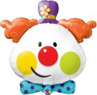 "36"" / 91cm Cute Clown Qualatex #49403"