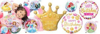 Balonowe Urodziny Księżniczki