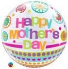 22″ / 56cm Mother's Day Dots & Patterns Qualatex #24387