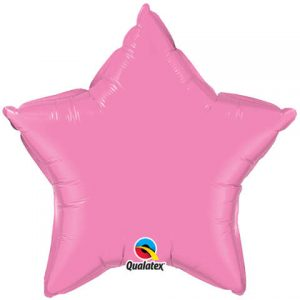 20″ / 51cm Solid Colour Star Rose Qualatex #12620