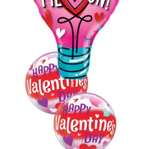 Bukiet 697 Light Up Your Life Valentine #46052 54603-2
