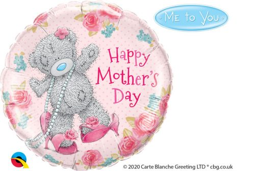 18″ / 46cm Tatty Teddy Mother's Day Qualatex #11688