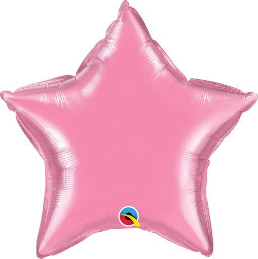20″ / 51cm Solid Colour Star Rose Qualatex #12620