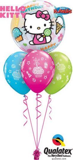 Bukiet 543 Hello Kitty Birthday Qualatex #12865 31227-3