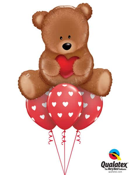 Bukiet 690 Teddy Bear Love #16453 76928-3
