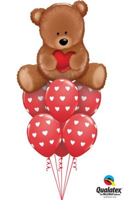 Bukiet 671 Teddy Bear Hug #16453 76928-6