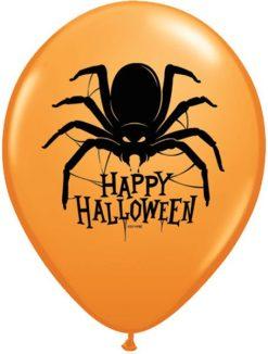 """11"""" / 28cm Halloween Spider Qualatex #19959-1"""