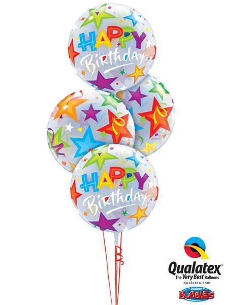 Bukiet 37 Birthday Brilliant Star #23595-2 23594-2