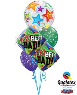 Bukiet 267 Brilliant Star Qualatex #23594 40549-2 46110-2