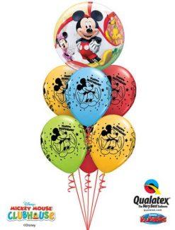 Bukiet 196 Disney Mickey & His Friends Qualatex #41067 18704-6