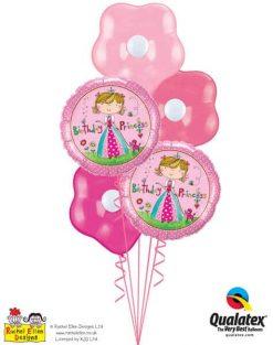 Bukiet 349 Rachel Ellen- Birthday Princess #51167-2 87171-3