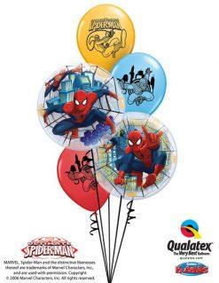 Bukiet 56 MARVEL'S Ultimate Spider-Man Qualatex #41706-2 18671-3