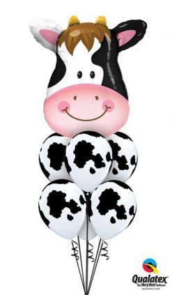 Bukiet 273 Contented Cow Qualatex #16455 50077-6