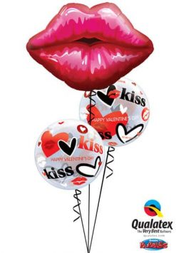 Bukiet 669 Kissey Valentine's Day Lips #16451 27539-2