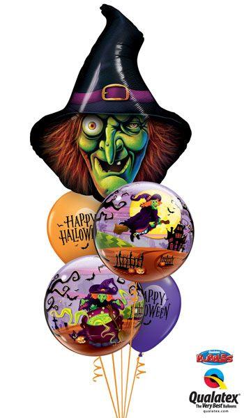 Bukiet 69 Wicked Witch Qualatex #17499 50544-2 60152-2