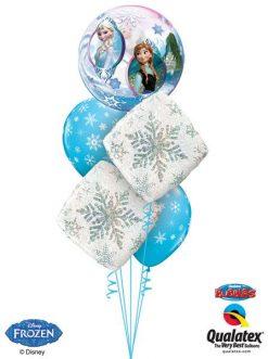 Bukiet 63 Disney Frozen Qualatex #32688-1 40091-2 33531-2