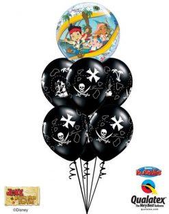 Bukiet 60 Disney Jake and The Never Land Pirates Qualatex #12597 17939-6