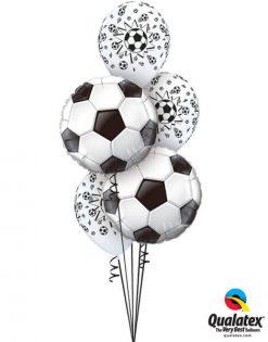 Bukiet 272 Soccer Ball Qualatex #71597 18062-3