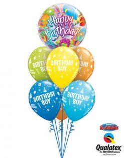 Bukiet 24 Birthday Surprise Qualatex #65407 20265-6