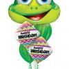 Bukiet 171 Funny Frog Qualatex #16124 14687-2 91539-2
