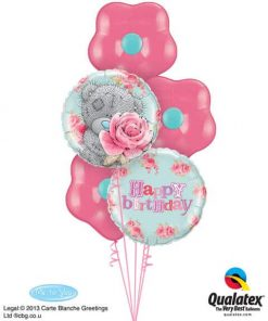 Bukiet 354 Me To You - Tatty Teddy Birthday Roses Dots #20760-2 87171-3