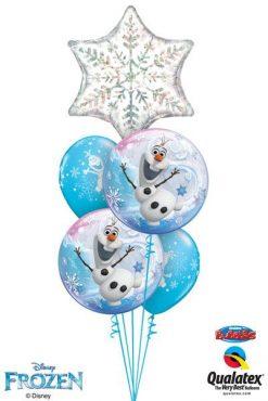 Bukiet 61 Disney Frozen Qualatex #20263 32688-2 19438-2