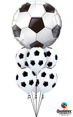 Bukiet 271 Soccer Ball Qualatex #21529 45388-6