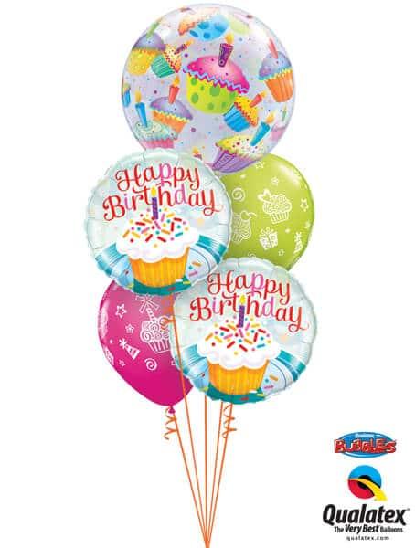 Bukiet 342 Cupcakes #34407 28131-2 31227-2
