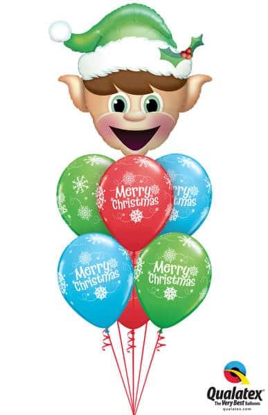Bukiet 620 Happy Elf Qualatex #52935 53427-6