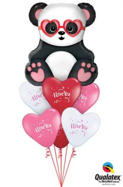 "Bukiet 712 ""I Love You"" Panda #54882 27506-6"