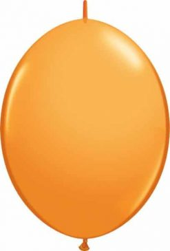 "12"" / 30cm Orange Qualatex Quick Link #65221-1"