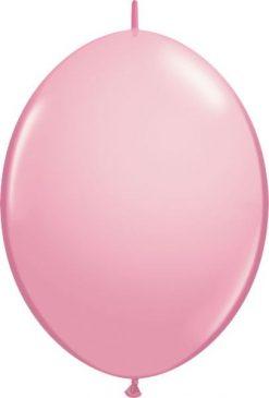 "12"" / 30cm Pink Qualatex Quick Link #65222-1"