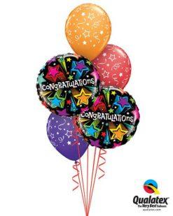 "Bukiet 658 Everyday ""Congrats!"" #41434-2 41432-3"