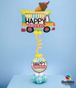 Bukiet 344 Birthday Ice Cream Truck #26527 26529 43607-4 79700 38886-4